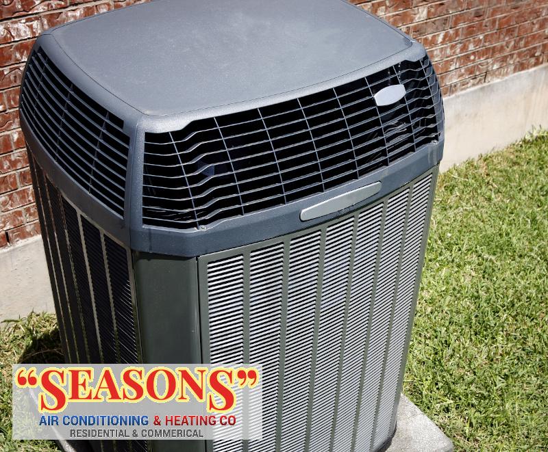 Ac Repair Spring Tx Season Air
