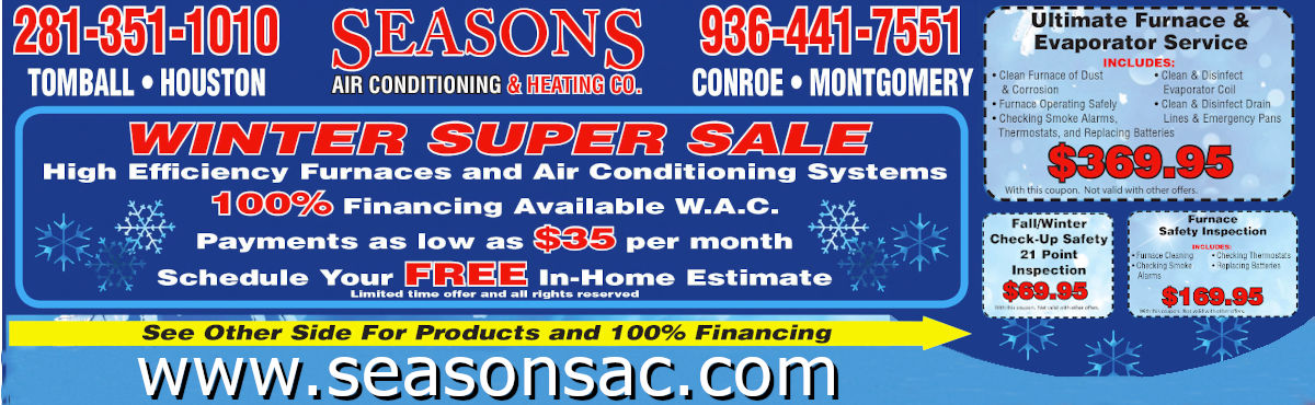 Heating Service Tomball